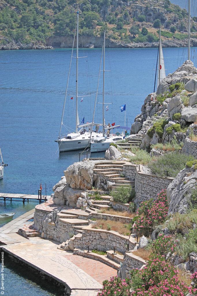 яхта, мармарис, регата, парус, море, турция