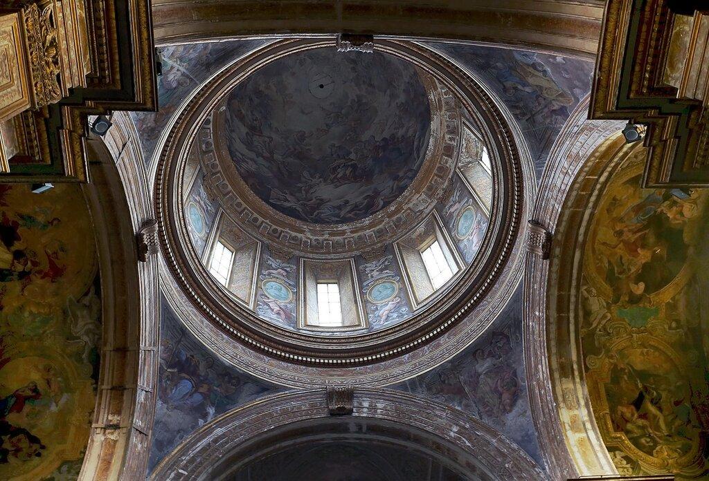 Неаполь. Церковь Санта-Катерина-а-Формелло (Chiesa di Santa Caterina a Formiello)