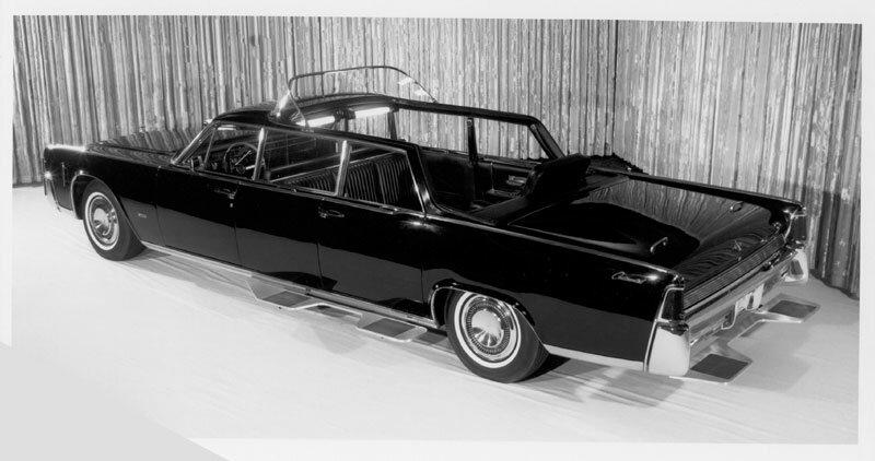 Автомобили Ватикана. История Papamobile