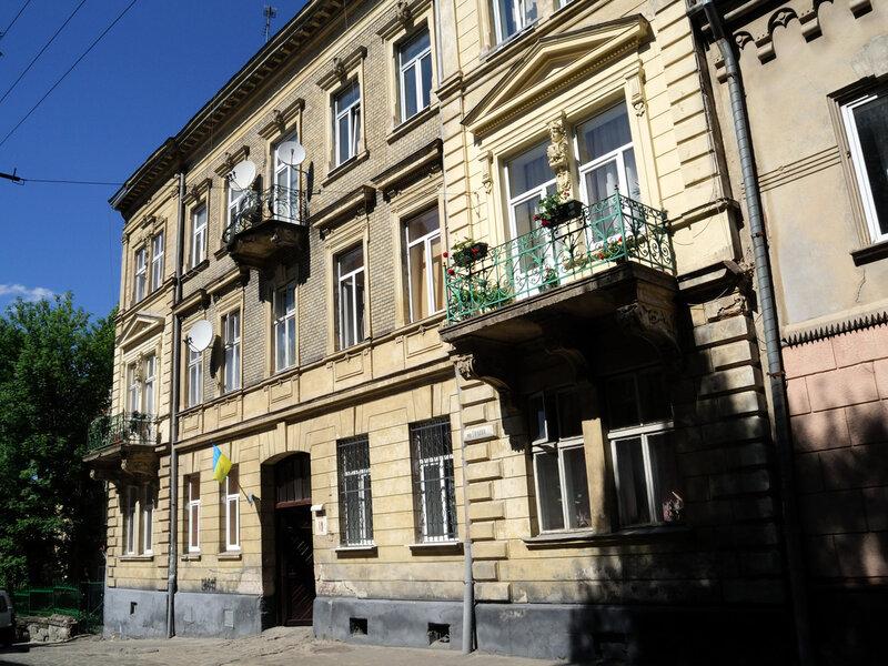 ул. Глибова, дом 10
