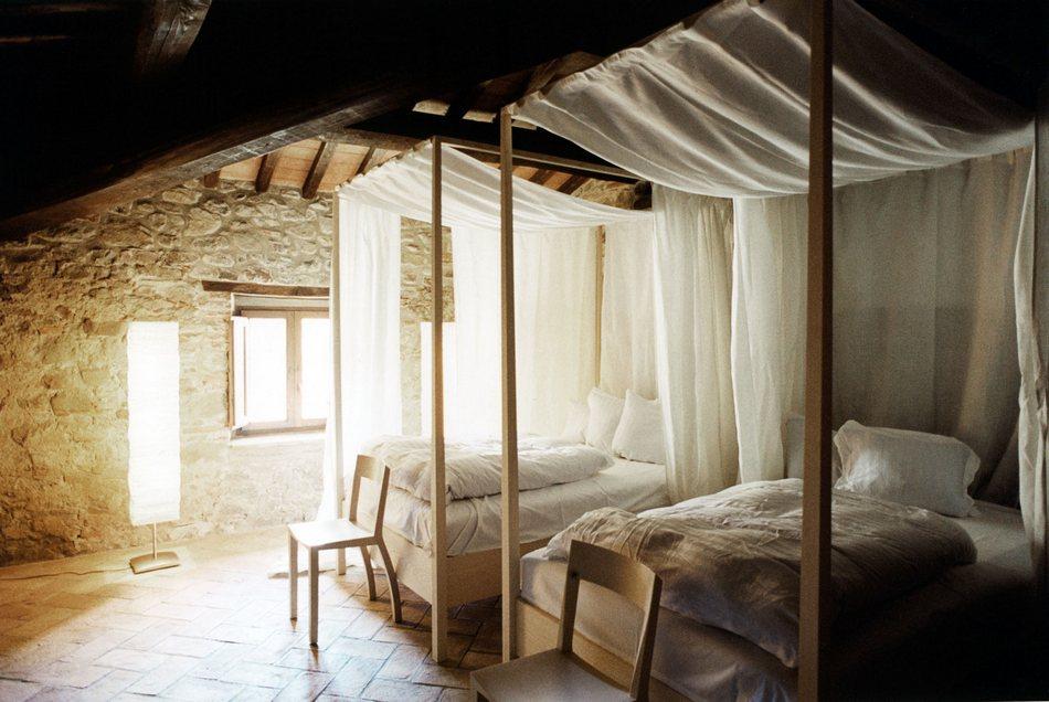 Размеренный отдых в вилле Casa Bramasole в Италии