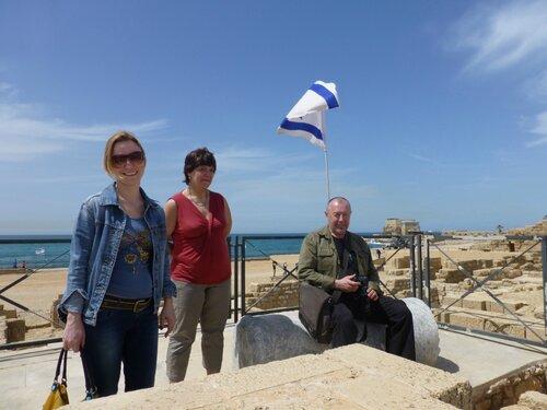 Кессария. Израиль. Весна 2013г.