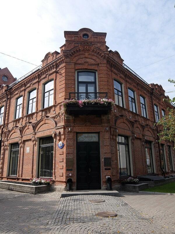 Новосибирск - Купеческий дом