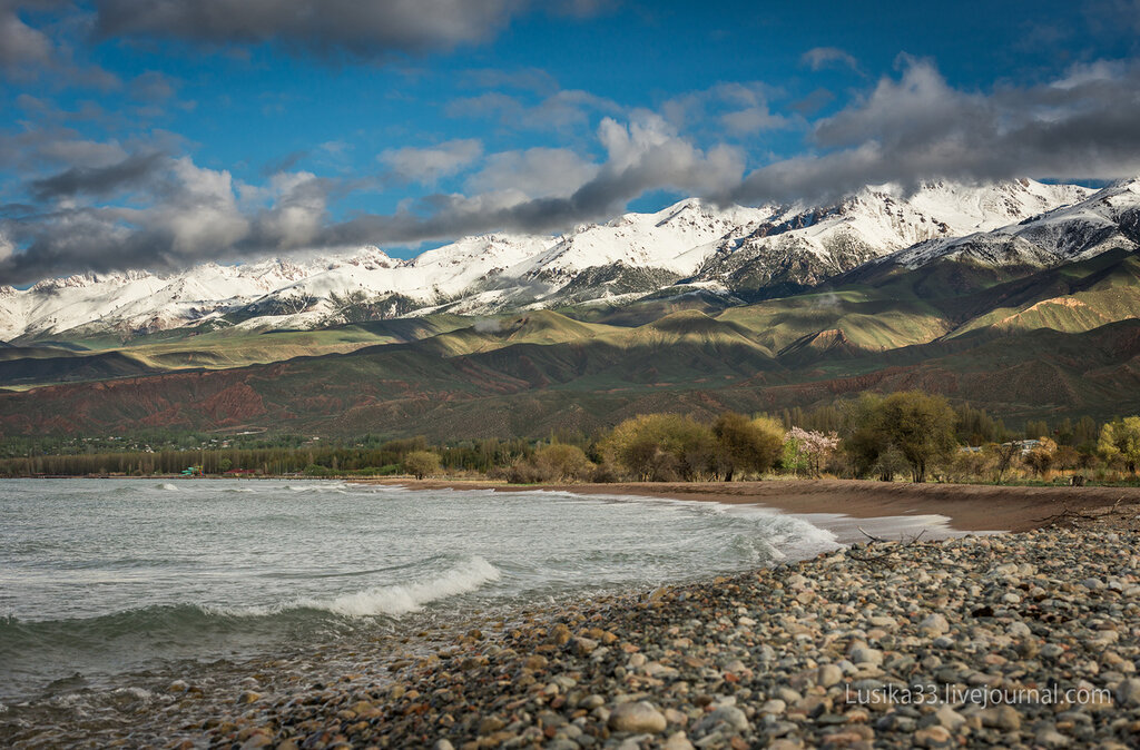 Иссык-Куль,Киргизия