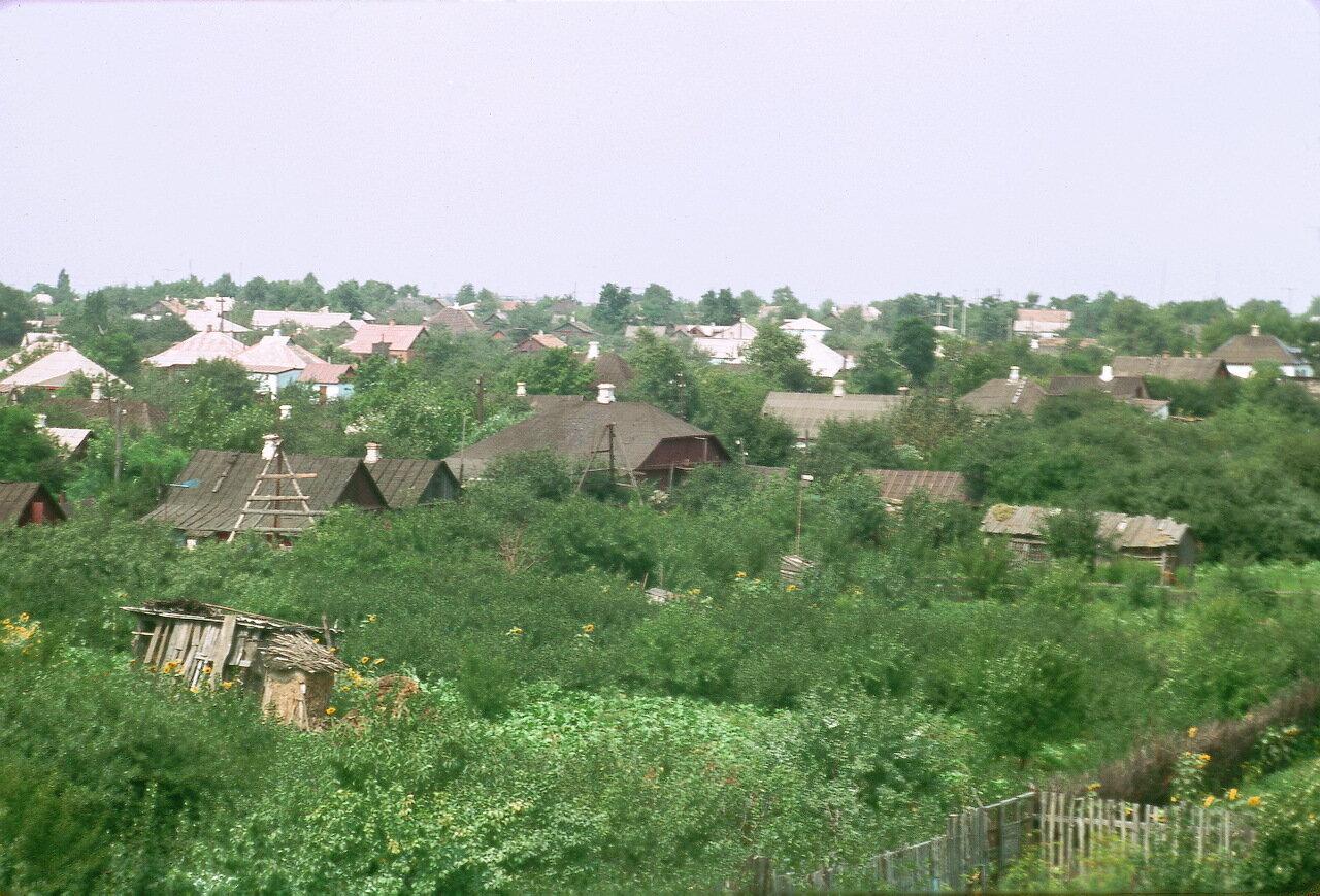 Дебальцево в Донбассе