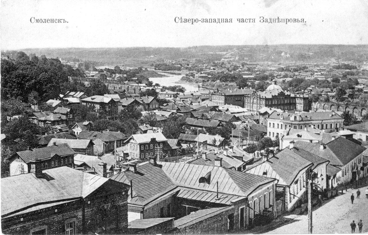 Северо-западная часть Заднепровья