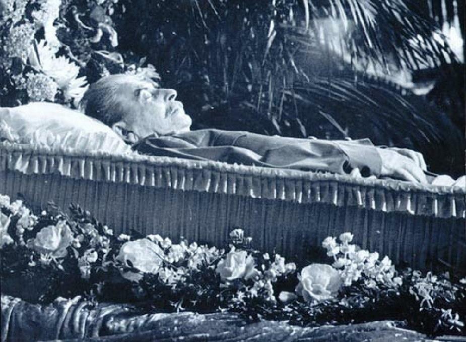 Похороны Сталина 6-8 марта 1953