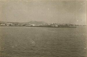 Ялта. Вид на гавань.