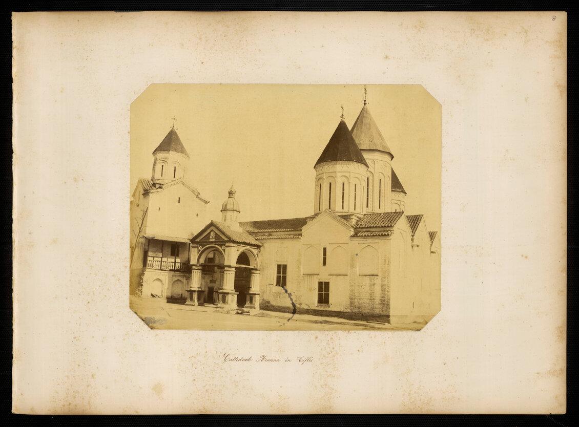 Грузия. Армянский собор в Тифлисе