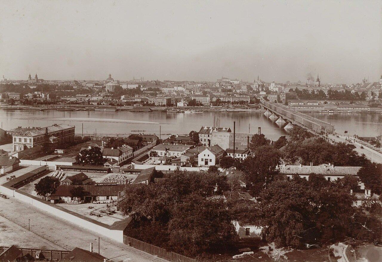Панорама Варшавы 1897