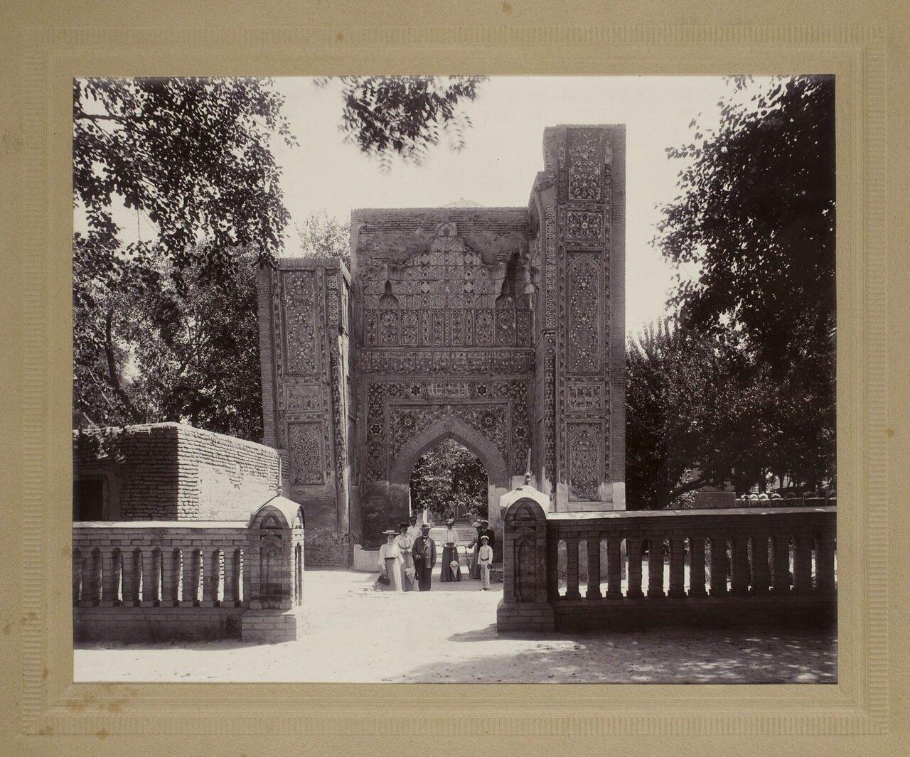 Гур-и-Амир, 1904