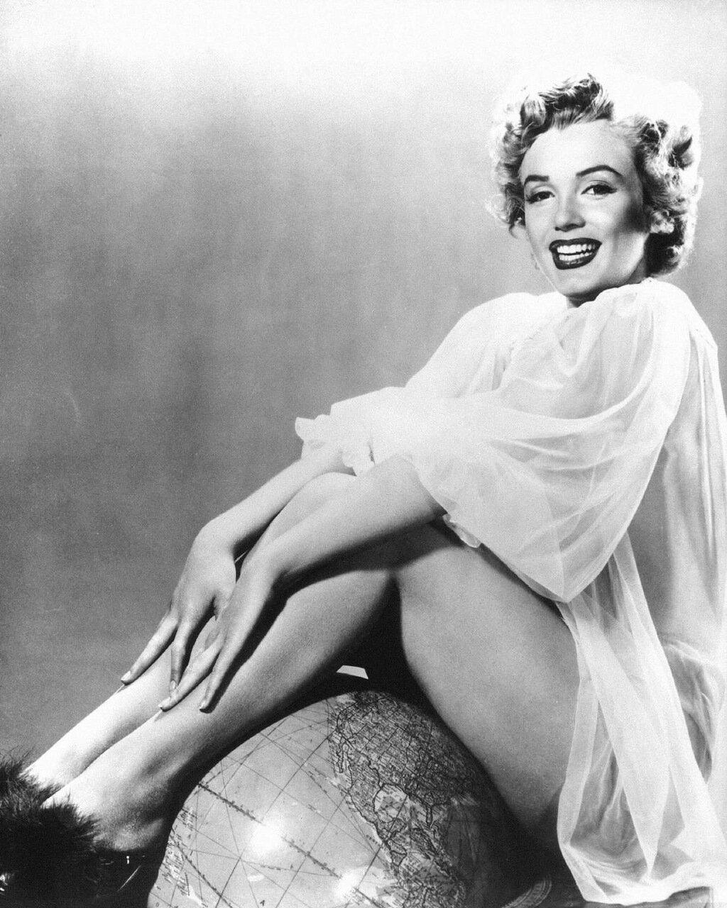 08/00/1997. Marilyn Monroe (Files)