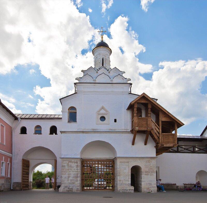 Храм священномученика Феодота Анкирского