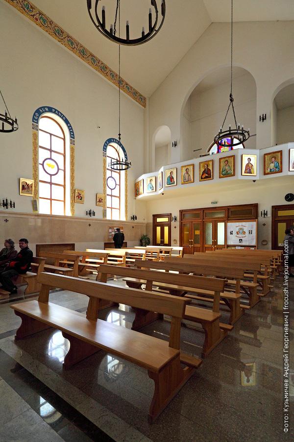 Католический храм Воздвижения Святого Креста в Казани