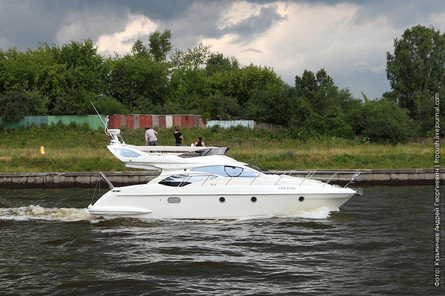 яхта Azimut 43