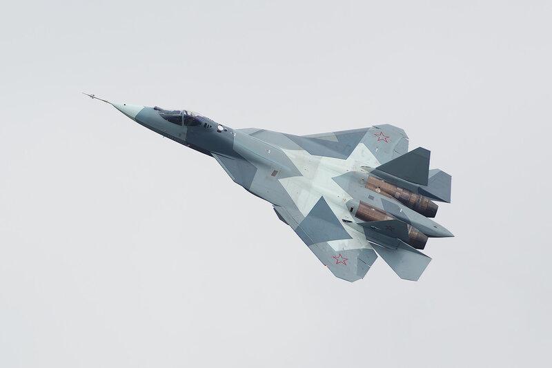Сухой Т-50 D801980