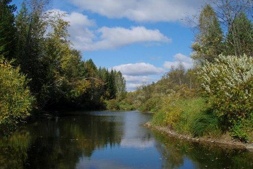 Осень на реке Туре