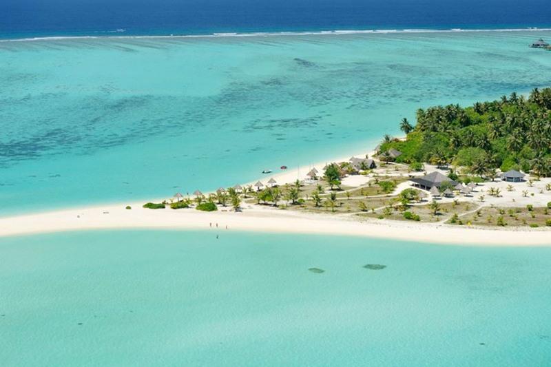 Одни из самых красивых пляжей мира