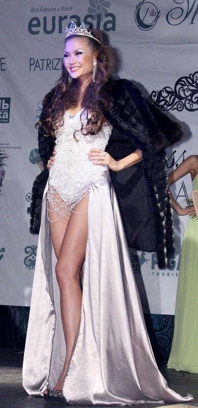 Мисс Евразия-2013