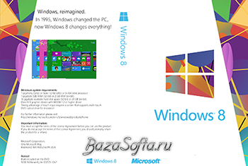 Windows 8 Final x86 (Retail) Russian