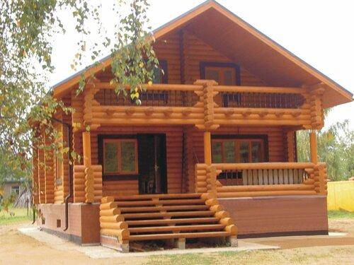 Экономное строительство деревянных домов