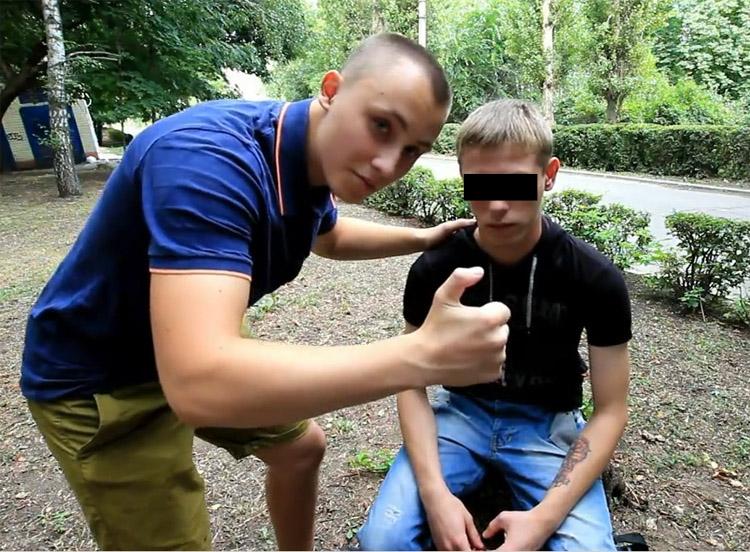 Русское гей видео
