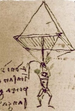 Парашют Леонардо да Винчи