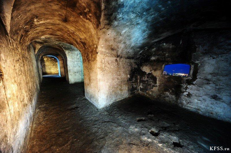 Форт Муравьёва-Амурского Владивостокской крепости на горе Холодильник