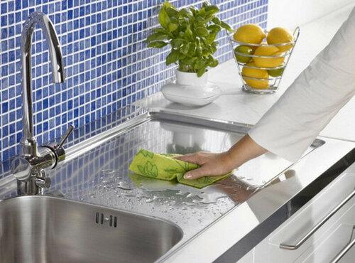 Моющие средства для кухни своими руками