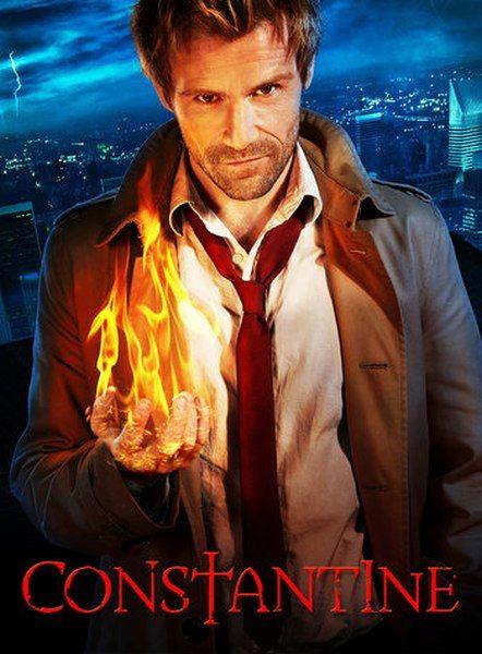 ���������� / Constantine (1 �����/2014/WEB-DLRip/HDTVRip/WEBRip)