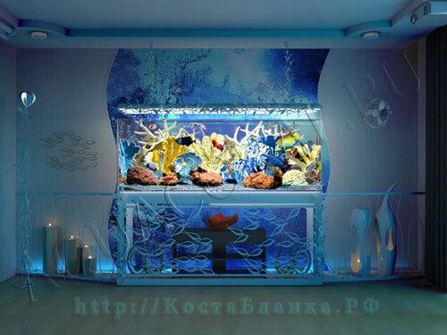 аквариумы, КостаБланка.РФ