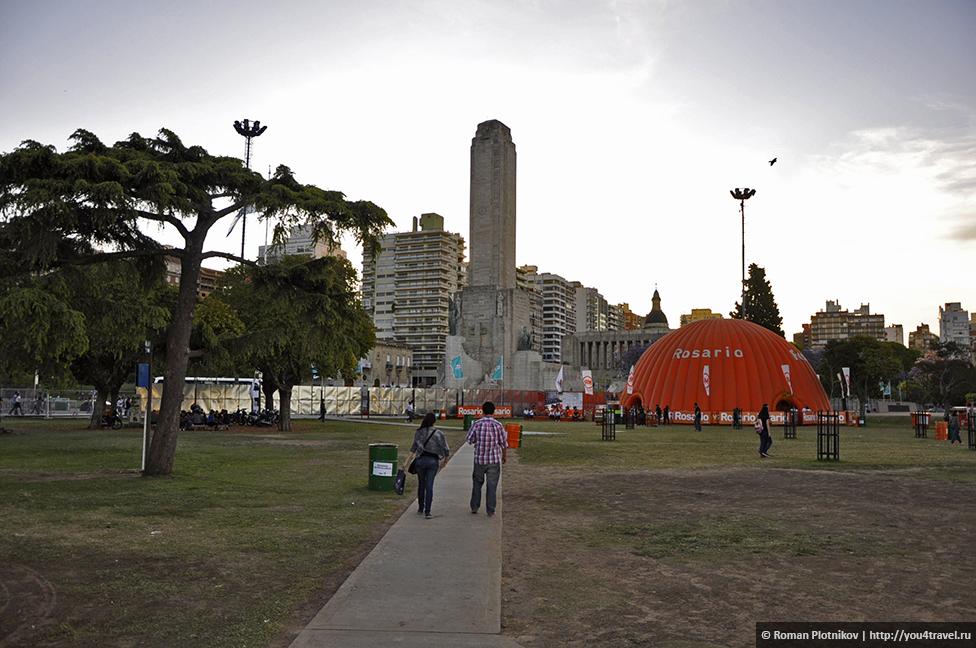 0 2b9633 a5a1a49d orig День 400. Аргентина эмигрантская: фестиваль дружбы