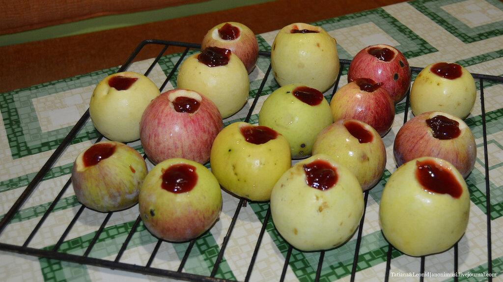 Яблоки запеченные