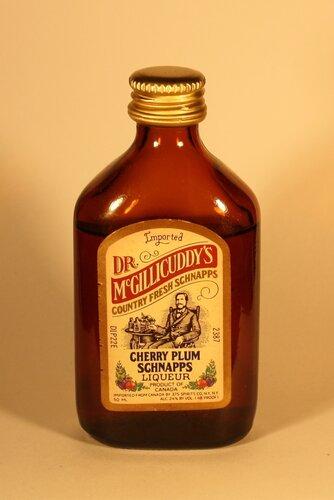 ????? Dr. McGillicuddys Cherry Plum Schnapps Liqueur