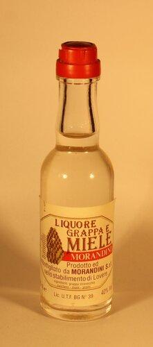 Ликер Morandini Liquore Grappa e Miele