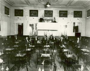 Внутренний вид кафе Концерт на Невском проспекте.