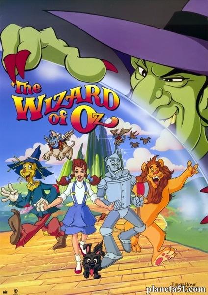 Волшебник страны ОЗ. Полная коллекция / Wizard Of OZ. Classic Collection (1990-1991/VHSRip)