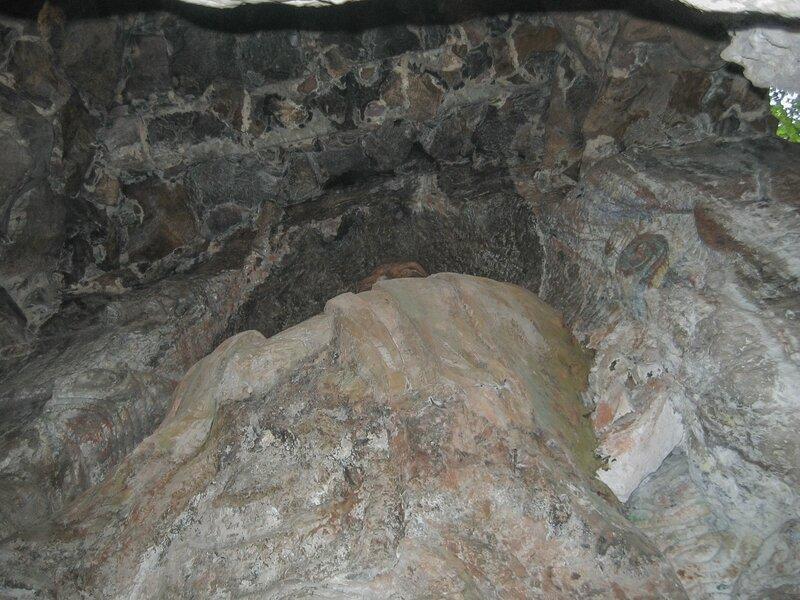 Потолок пещеры, Хуанлундун, Ханчжоу
