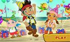 Игра Джейк и пираты Нетландии Прыжки