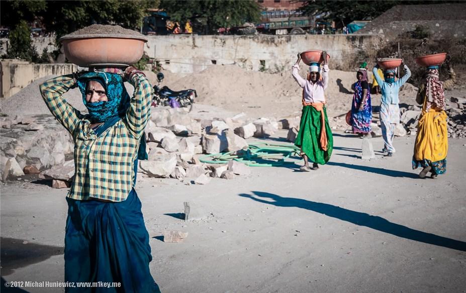 индийская женщина - путешествие по Индии / India by Michal Huniewicz