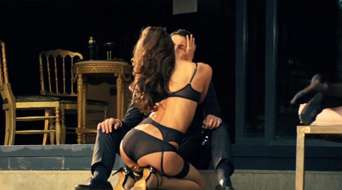 Мелани – секс-модель
