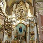 Костёл (теперь церьковь) св. Николая