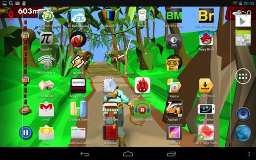 PocketBook Surfpad 2, скриншот