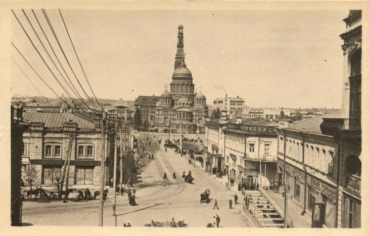 Благовещенская церковь 1918.