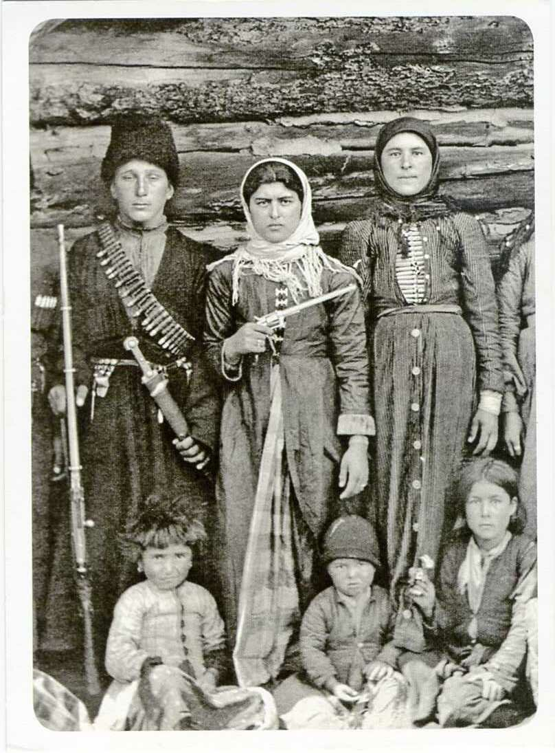 Карачаевцы. ХIХ век.