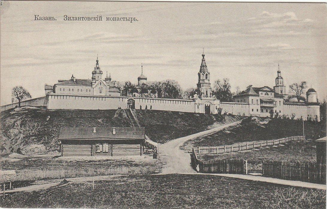 Зилантовский монастырь
