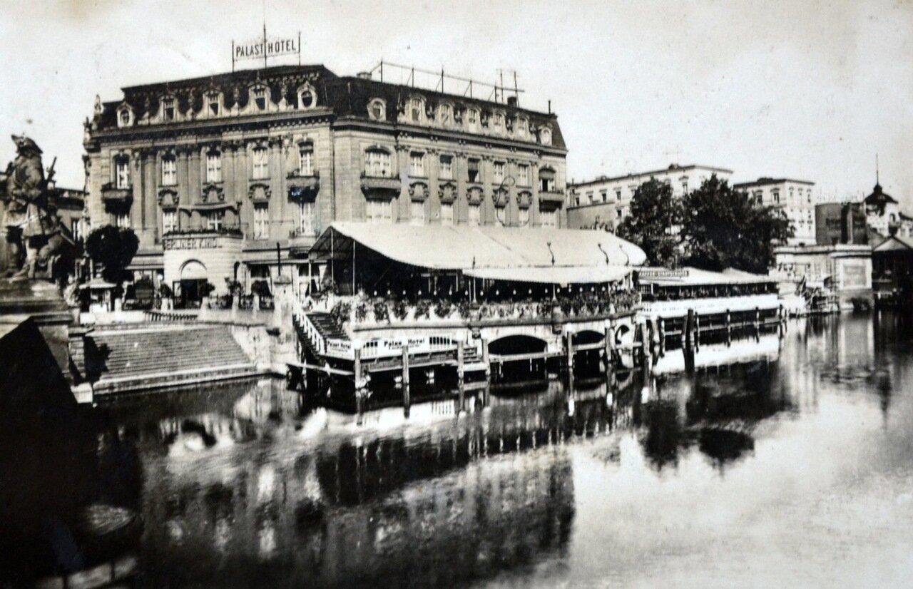 Кенигсберг, Палас-отель. Май 1933