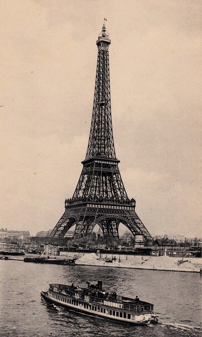 1910-е. Эйфелева башня
