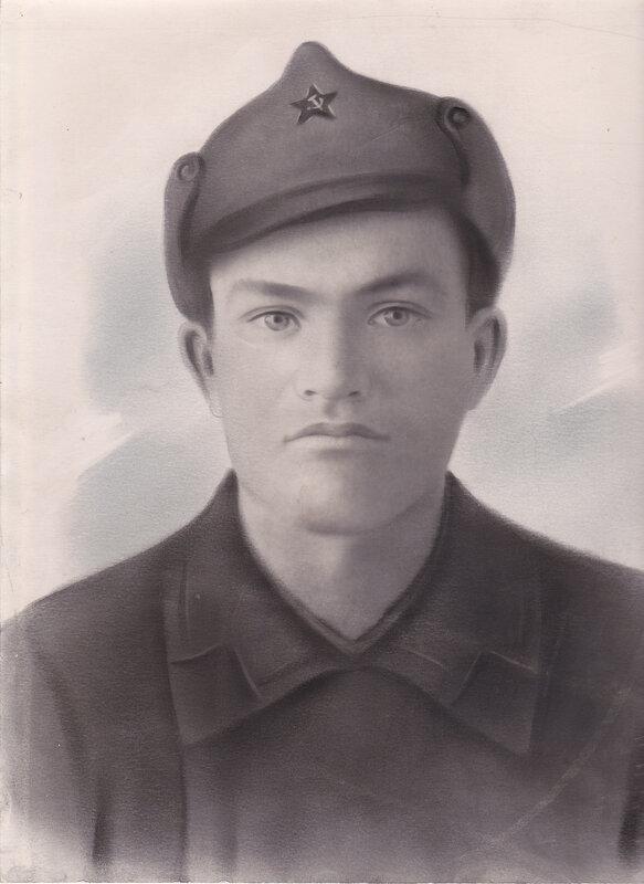 Гаврилин Фёдор Петрович,1911 г. р.