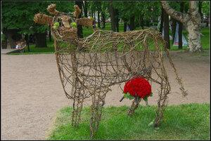 Международный фестиваль «Императорские сады России» 2013